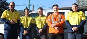 Kawalewski Plumbing Team